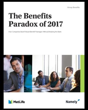 Build Employee Benefits Package