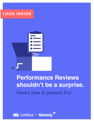 Performance Review Checkup