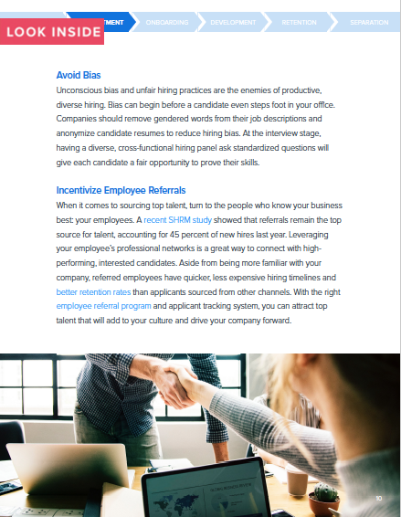 The Complete Employee Lifecycle Management Guide